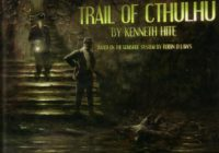 Cover Trail of Cthulhu