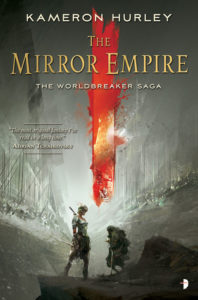 The Mirror Empire Cover